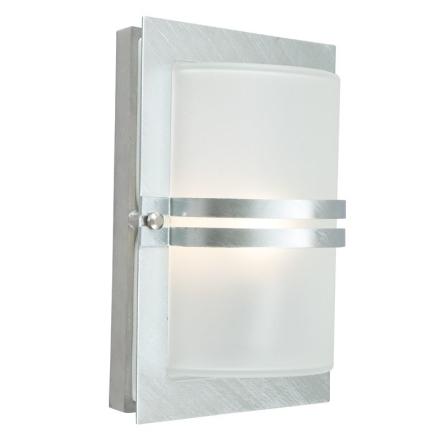 Basel Galv/Frost Ip54 Væglampe - Lampan