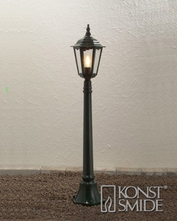 Firenze Grøn Pullert - Lampan