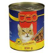 Teo - Karma dla kota z drobiem
