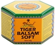 Tigerbalsam soft 25 gram