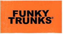 Funky Trunks Towel, citrus punch 2019 Matkapyyhkeet
