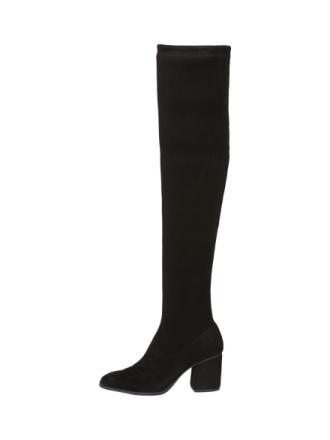 VERO MODA Overknee Boots Women Black