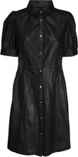Milla Leather Dress