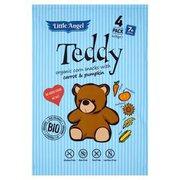 Little Angel - Teddy chrupki kukurydziane z marchwią i dynią