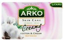 Arko - mydło Skin Care ekstrakt z bawełny