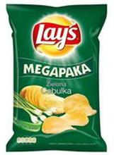 Lay's - Chipsy ziemniaczane o smaku zielonej cebulki 215g