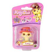 Kitty Club - Kotek w kapeluszu - figurka