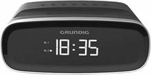 Klockradio Grundig SCN 120 LED AM/FM 1W (Färg: Svart)