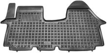 przód Nissan Primastar I Opel Vivaro I Renault Trafic II 2001-> z dodatkow dywaniki gumowe REZAW-PLAST RP-D 201916