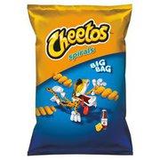 Cheetos - Chrupki spirale serowe z ketchupem