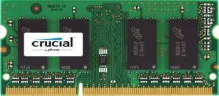 Crucial SODIMM 4GB DDR3 1600MHz, 1x204 SODIMM, CL11