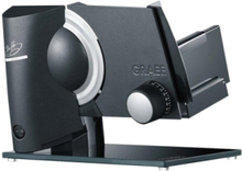 Påläggsmaskin PremiumCut Lafer Edition - slicer - black - 200 W