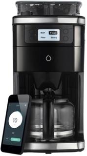 Smarter Coffee 2.0 App-styrd Kaffebryggare med Kvarn, 12 koppar