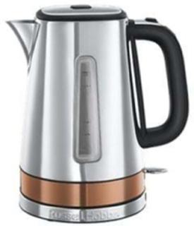 Elkedel Luna 24280-70 - Copper/gray - 2400 W