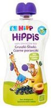 HiPP - Mus owocowy,100% owoców gruszka-śliwka-czarna porz...
