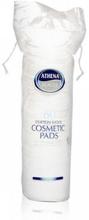 Athena Cotton Wool Cosmetic Pads 80 stk