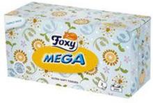 Foxy - chusteczki higieniczne 200 szt