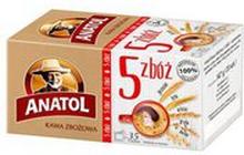 Anatol - 5 zbóż kawa zbożowa ekspresowa