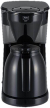 Easy Therm - coffee maker - black
