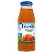 Gerber - Sok jabłko i wiśnia