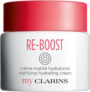 My Clarins Matifying Hydrating Cream Combination To Oily Ski Fugtighedscreme Dagcreme Clarins