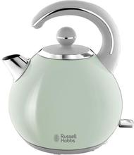 RUSSELL HOBBS 24404-70 - Bubble Vattenkokare - 1,5L - 2300 W - Grön