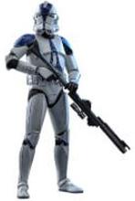 Hot Toys Star Wars The Clone Wars Action Figur 1/6 501st Battalion Clone Trooper 30 cm