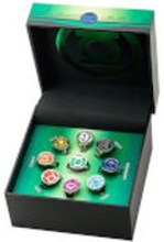 DC Comics Green Lantern Corps Limited Edition Ring Set - EU Exclusive