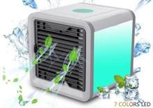 2-Pack - Luftkylare USB AC / Fläkt Luftfuktare - Luftfuktare