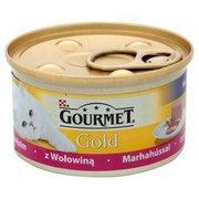 Gourmet - Karma dla kota mus z wołowiną