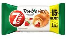 7 Days - Double Max rogalik z nadzieniem o smaku wanili i t...