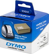 DYMO LabelWriter hvide fragt etiketter, 101x54 mm, 12-pack (2640stk.),