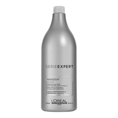 L'Oreal Serie Expert Silver Shampoo 1500 ml