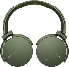 SONY EXTRA BASS Noise Cancelling Bluetooth Kopfhörer MDR-XB950N1 - Grün