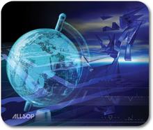 ALLSOP Hiirimatto Globe Blue