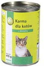Podniesiony Kciuk - Karma dla kota z dziczyzną