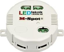Nexa LED 1-10 V M-SPOT, trådløs modtager med lysdæmper, selvlærend