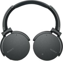 SONY EXTRA BASS Noise-Cancelling Bluetooth Kopfhörer MDR-XB950N1 - Schwarz