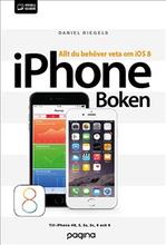 iPhoneboken - allt du behöver veta om din iPhone iOS 8