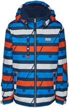 LEGO Wear LWJakob 776 - Jacket Barn skijakker fôrede Blå 110
