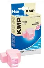 KMP H40 - HP 363 Light Magenta - 1700.0046