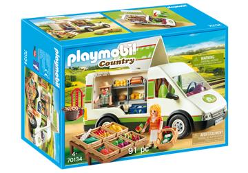 Playmobil 70134 Mobilt Bondegårdsmarked - playmobilbutikken