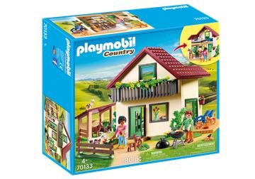 Playmobil 70133 Moderne gårdhus - playmobilbutikken