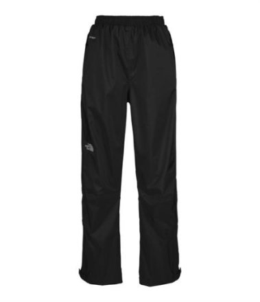 The North Face Womens Resolve Pant, Black