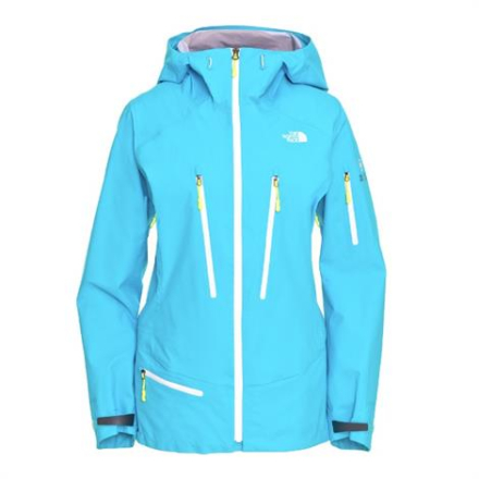 The North Face Womens Free Thinker Jacket, Turquoise Blue