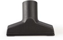 Dammsugare Klädselmunstycke 35-30 mm Svart