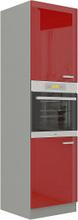 Rose Kjøkkenskap 60x57x210 cm, Kjøkkenskap
