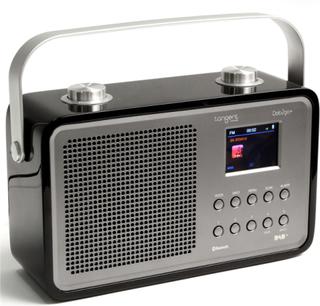 Tangent dab2go+ radio black (23060)