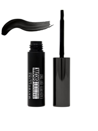 Maybelline New York Tattoo Brow Peel-Off Tint Black Brown
