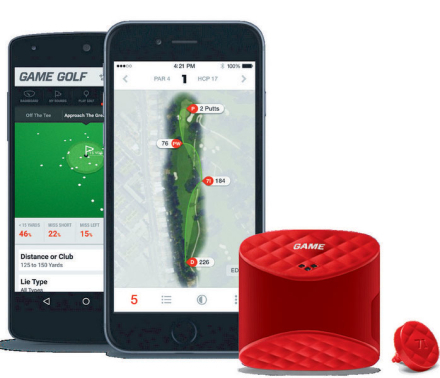 Game Golf Live-GPS Tracking System
